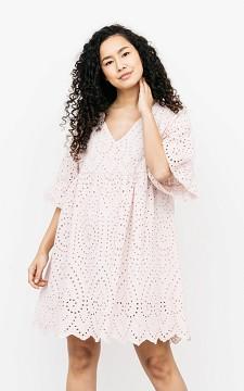 Kleid Lissy - Romantisches Loch-Stick-Kleid