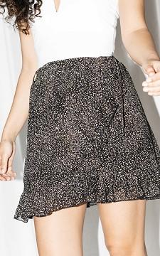 Skirt Annelise - Ruffled skirt