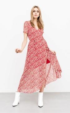 Dress Novee - Patterned maxi dress