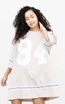 Jurk Justine - Oversized t-shirt jurk