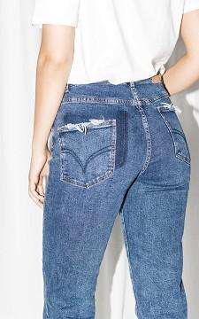 Jeans Marissa - High waist mom jeans