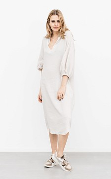 Dress Nannie - Cotton, midi-dress