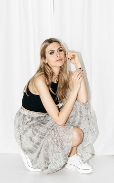 Skirt Ted - Wrap-around style skirt