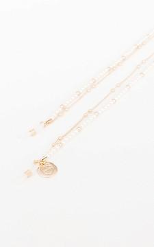Neck Cord Danique - Gold-coated (sun)glasses cord