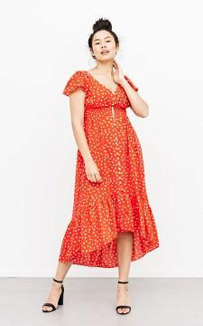 Kleid Elly - Traumhaftes Kleid mit floralem Print