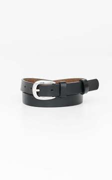 Belt Danique - Basic leather belt
