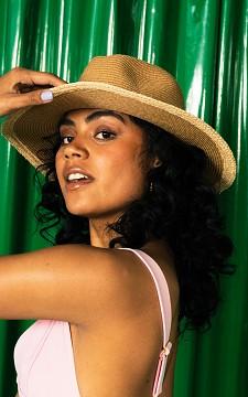 Hat Sandy - Straw hat