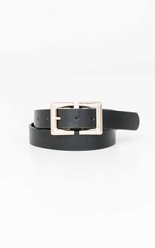 Belt Lola - Basic belt with a square buckle