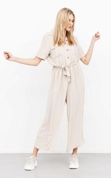 Jumpsuit Estrella - Jumpsuit with buttons