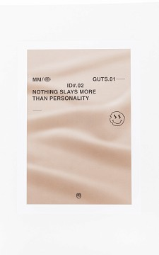 Poster Personality -