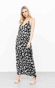 Dress Dana - Patterned, cami dress