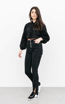 Jeans Rosemarijn - High-waist jeans