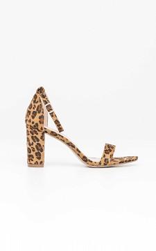 Heels Stella - Heels with ankle straps