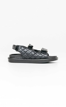 Sandal Lotte - Sandals with velcro