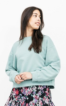 Pullover Myrthe - Oversized Basic-Pullover