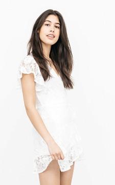 Kleid Berdien - Romantisches Spitzenkleid