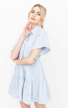 Kleid Josefien - Elegantes Kleid mit Bindeschleife