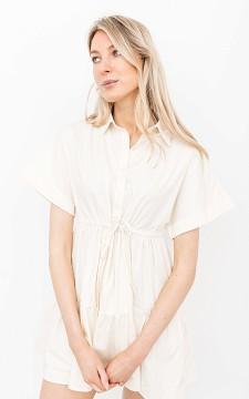 Dress Josefien - Dress with buttons