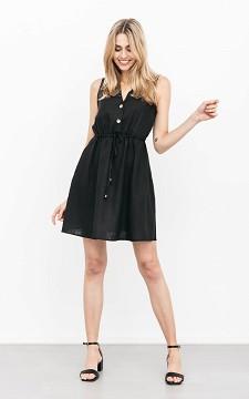 Kleid Georgia - Ärmelloses Kleid mit Taschen