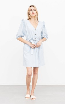 Dress Geert - Dress with pockets