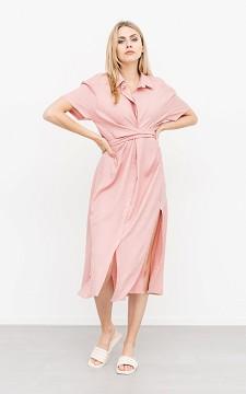Kleid Mae - Luftiges Kleid mit Rockschlitzen
