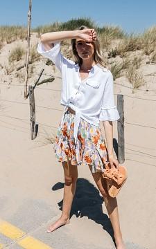 Skirt Giselle - Floral skirt
