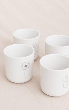 Tasses Flower -