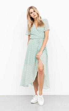 Kleid Liezelot - Maxi-Wickelkleid