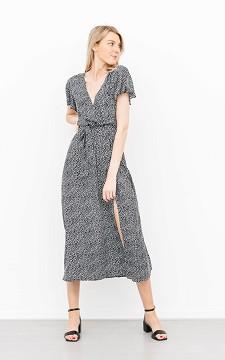 Kleid Jenneke - Maxikleid mit Rockschlitz