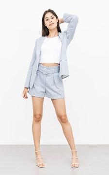 Shorts Roxy - Paperbag-Shorts mit Gürtel