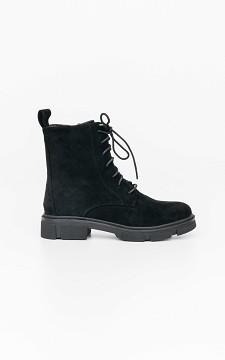 Boots Danique - Boots im Wildleder-Look