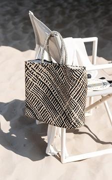 Tasche Daisy - Geflochtene Strand-Tasche